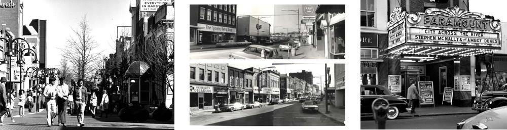 Halprin's Main Street Mall 1