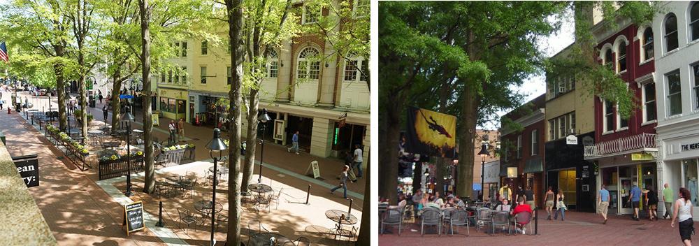 Halprin's Main Street Mall 4