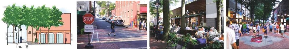 Halprin's Main Street Mall 6
