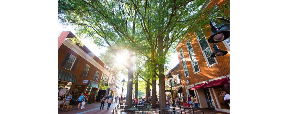 Halprin's Main Street Mall 8
